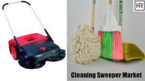 Global Cleaning Sweeper Industrieanalyse, Forschungsüberblick und Ausblick, 2018-2025