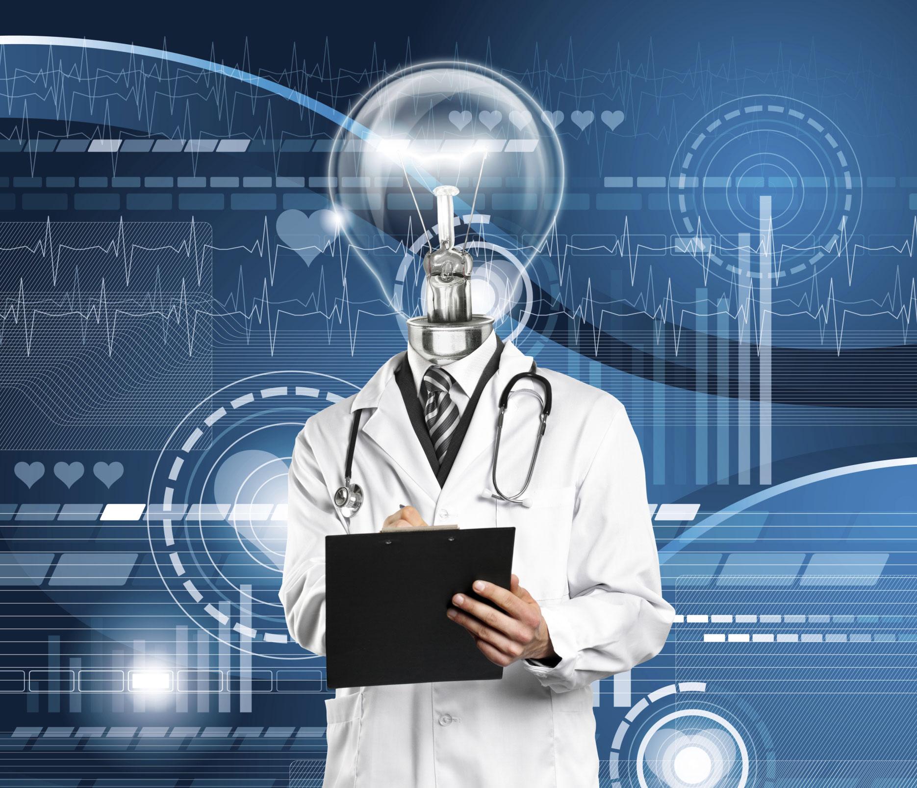 Künstliche Intelligenz in der Medizintechnik: globale Trends und Major Player