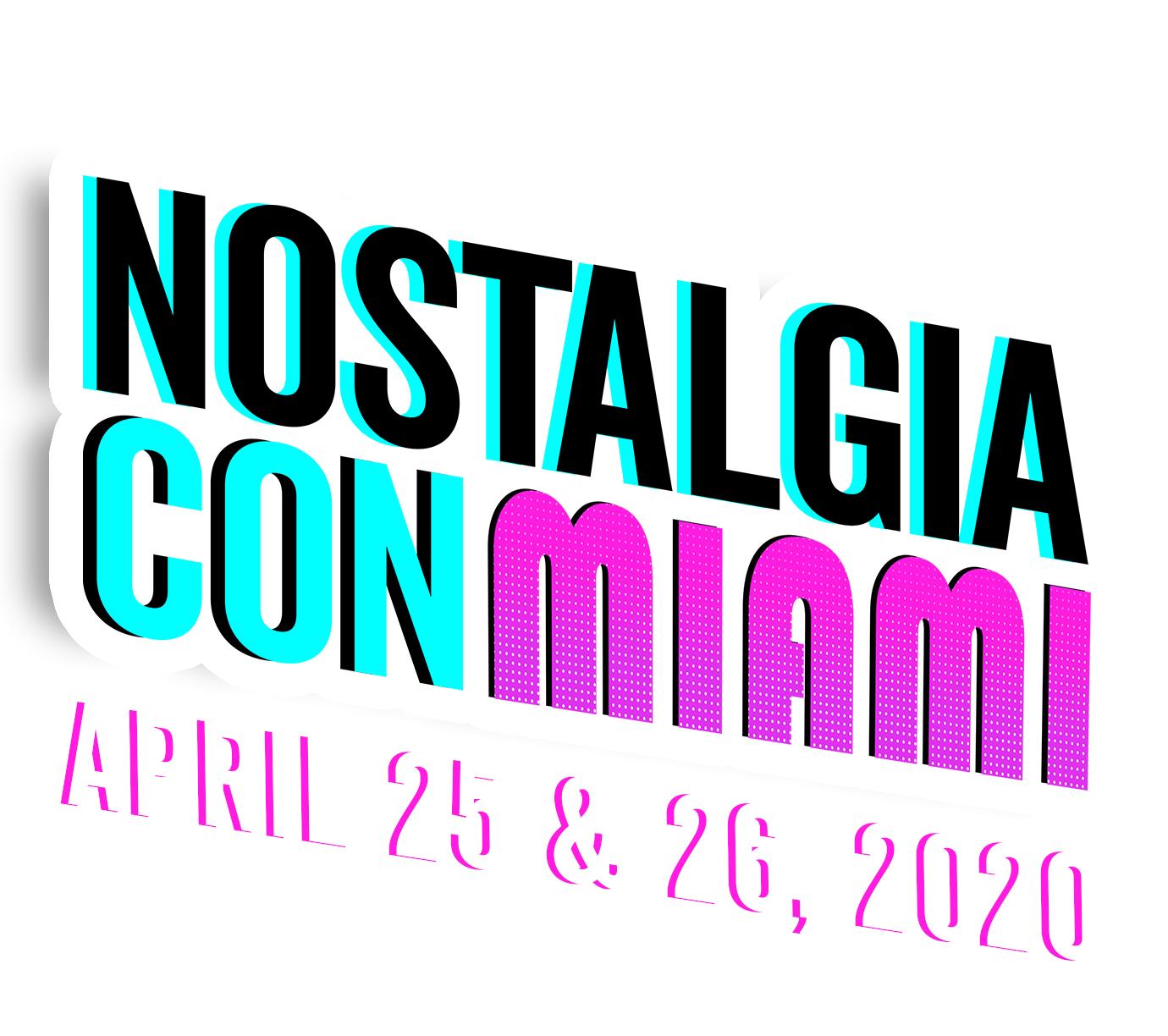 E! News rangiert auf der NostalgiaCon in Miami unter den Top 50 der Popkultur-Events, auf die man sich im Jahr 2020 freuen kann