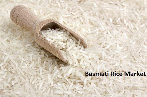 Basmati Reismarkt 2020 Segmentierung nach Typ Indischer Basmati Reis, pakistanischer Basmati-Reis, Kenia-Basmati-Reiswachstum, Trends und Prognose (2020 - 2026)