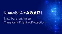 KnowBe4 und Agari kündigen neue Partnerschaft zur Transformation des Phishing-Schutzes an