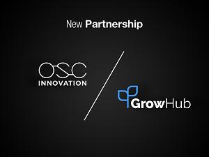 GrowHub und OSC Innovation: Strategie und Innovation für einen neuen Standard in der digitalen Transformation.