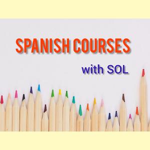 Online Spanischkurse mit Sol